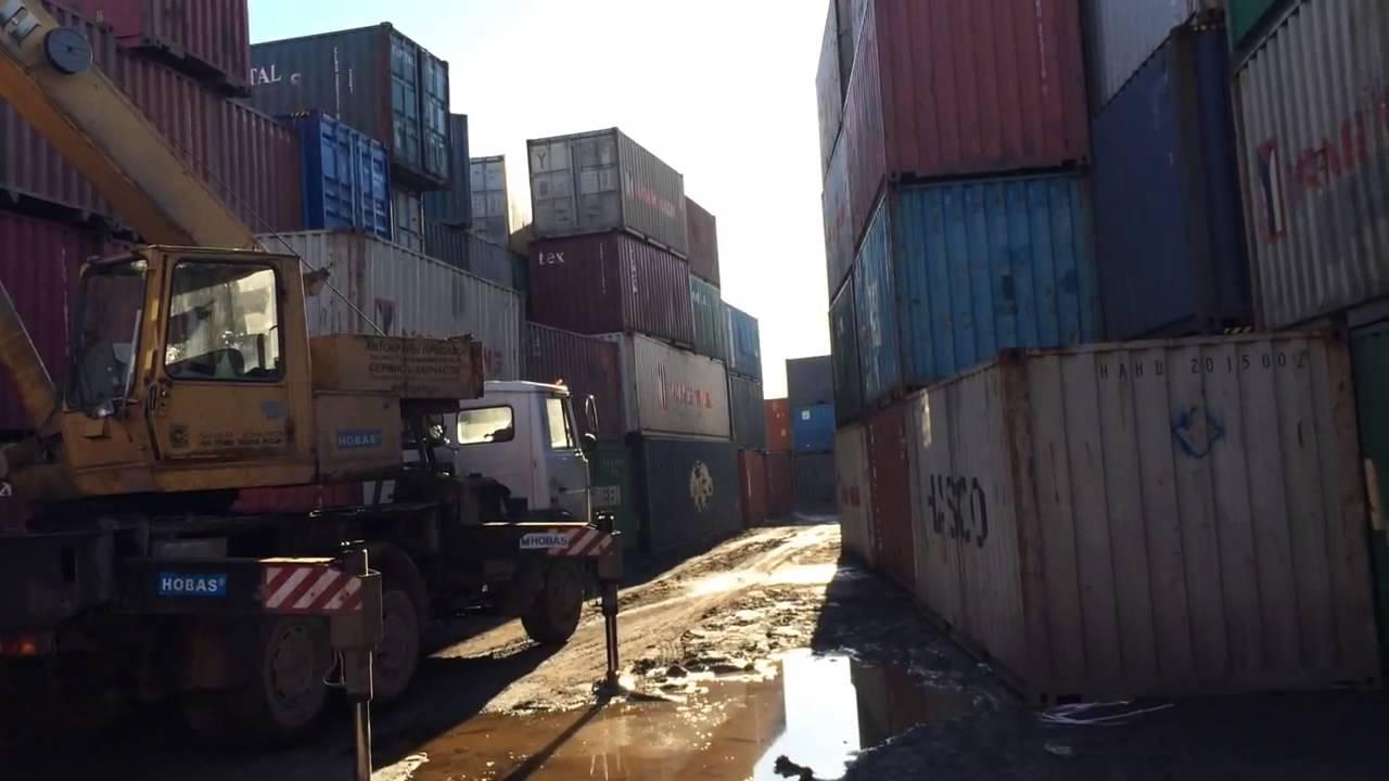 Продам ОпенТоп контейнер 40 фут, Одесса, под зерно. - YouTube