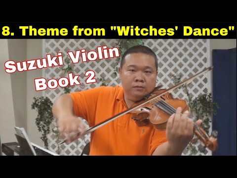 Suzuki Violin School - Book 2 - Theme from