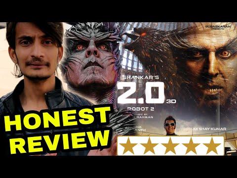 Robot 2.0 HONEST Review and Reaction, Akshay kumar Rajnikant, Robot 2.O Blockbuster 5 star movie