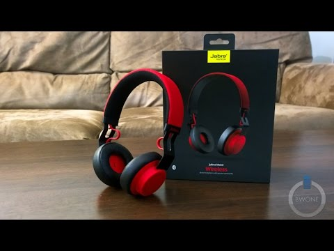 Jabra Move Wireless Review: The Best $99 Bluetooth Headphones