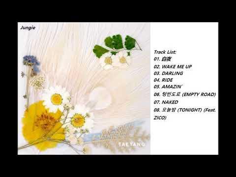 TAEYANG – WHITE NIGHT[Full Album](Buttons)