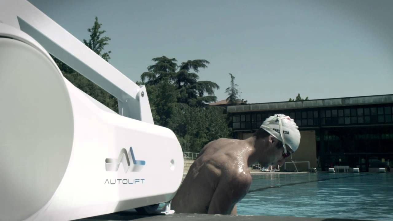 I swim sollevatore da piscina per disabili pool lift - Sollevatore piscina per disabili ...