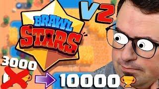 0 1000 Trofei In 1 Ora Su Brawl Stars Infallibile