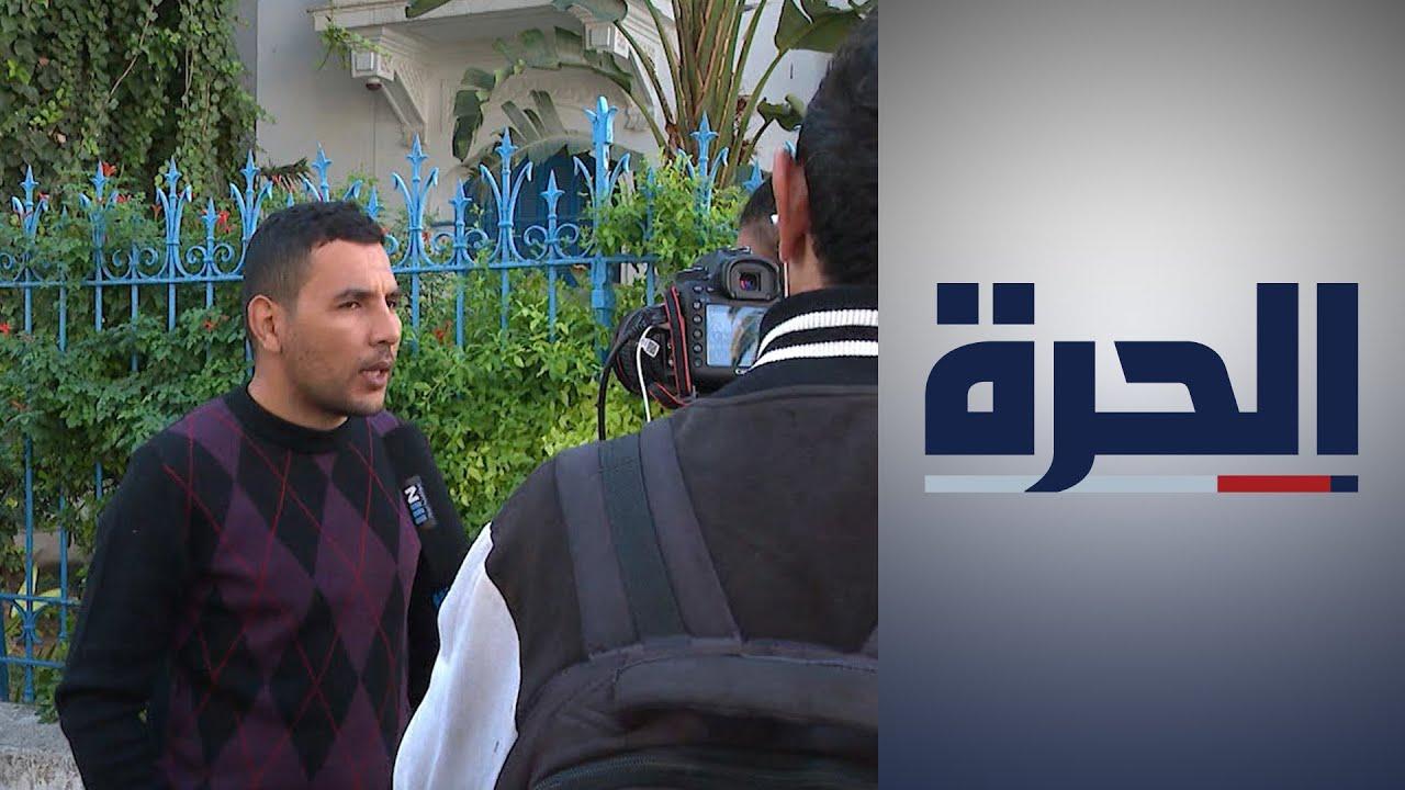نقابة الصحفيين التونسيين تتوعد بمقاضاة المعتدين على منتسبيها  - 03:53-2021 / 10 / 15