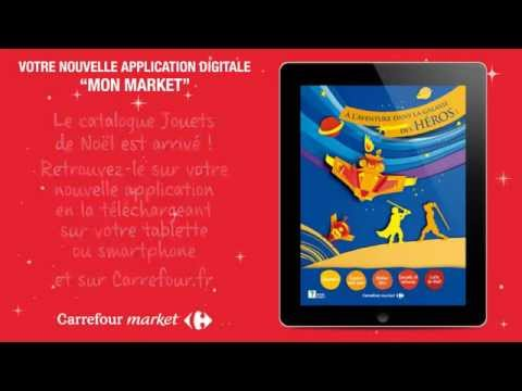 Decouvrez L Application Du Catalogue Jouets De Noel De Carrefour