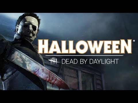 Dead by Daylight The Halloween Chapter The Shape aka Micheal Myers Gameplay  