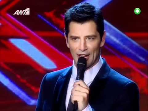 X Factor 3 Greece - Live Show 5 - Burning Sticks