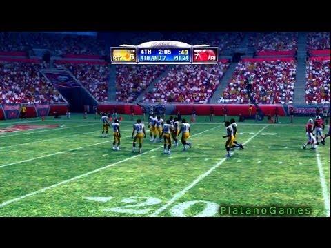 NFL 2009 Super Bowl XLIII - Pittsburgh Steelers vs Arizona Cardinals - 4th Qrt - Madden