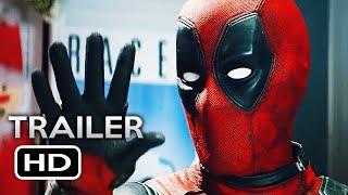 ONCE UPON A DEADPOOL Trailer 2 (2018) Ryan Reynolds PG-13 Deadpool 2 Movie HD