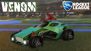Venom | Sandy Shores | Car Preview - Rocket League