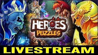 Heroes and Puzzles (by LingPlay) - iOS / Android - HD LiveStream