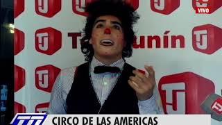 """CIRCO DE """"LAS AMÉRICAS"""""""
