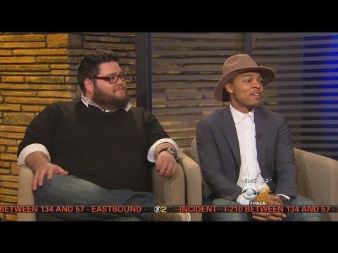 Shad Moss, Charley Koontz Talk 'CSI: Cyber'