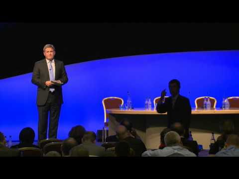 National Crime Agency : Keith Bristow