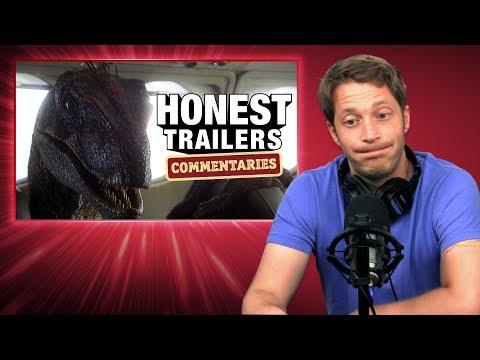 Honest Trailers Commentary - Jurassic Park 3