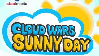 Cloud Wars - Sunny Day Level1-15 - Walkthrough