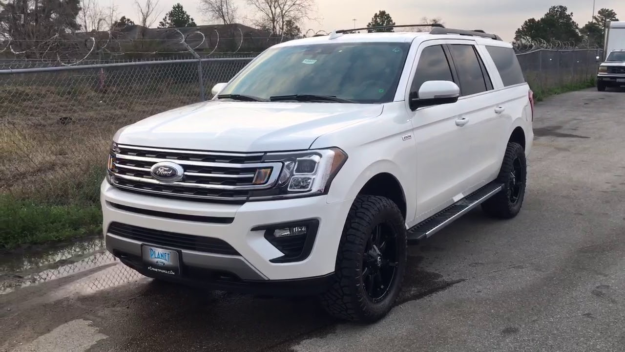 Lifted Ford Expedition >> 2019 Ford Expedition Review