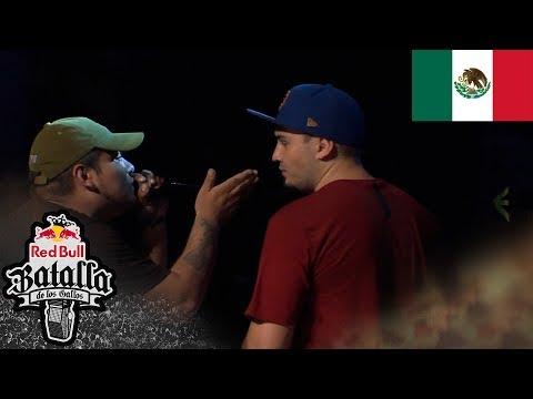 RAPDER vs ACZINO - Final: Final Nacional México 2017 - Red Bull Batalla de los Gallos