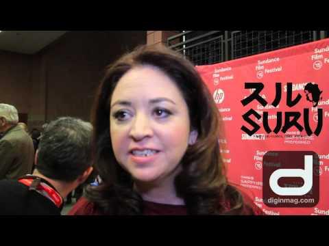 Director Liz Garbus at WHAT HAPPENED, MISS SIMONE? Sundance Film Festival Premiere