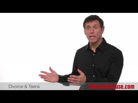 Divorce and Teens - Mike Riera