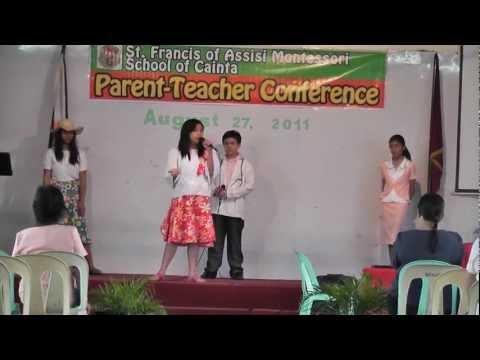 SFAMSC Balagtasan (poetical joust) SY 2011-2012: Sino ang Mas Mahalaga?