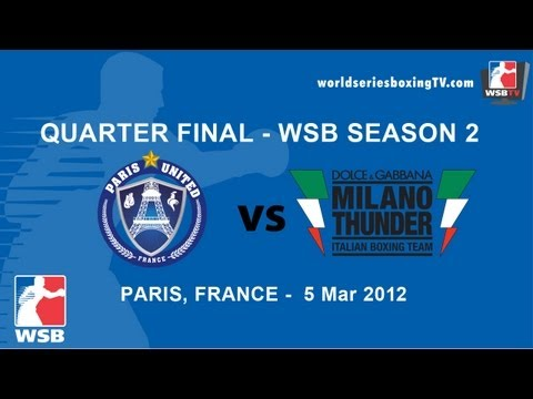 Paris vs Milan - Quarter Final WSB Season 2