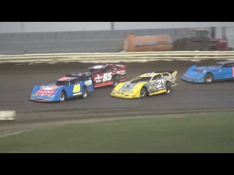 2017 Shiverfest Late Model feature Lee County Speedway 10/28/17
