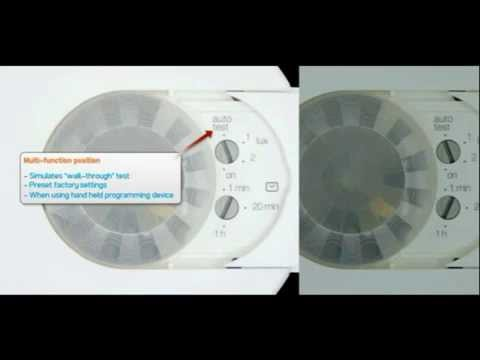 hqdefault hager indoor presence detectors youtube hager ee805 wiring diagram at nearapp.co