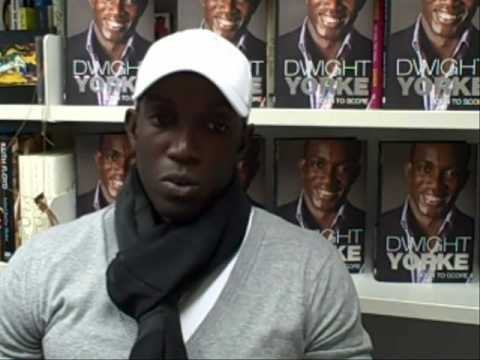 Dwight Yorke Interview Part One