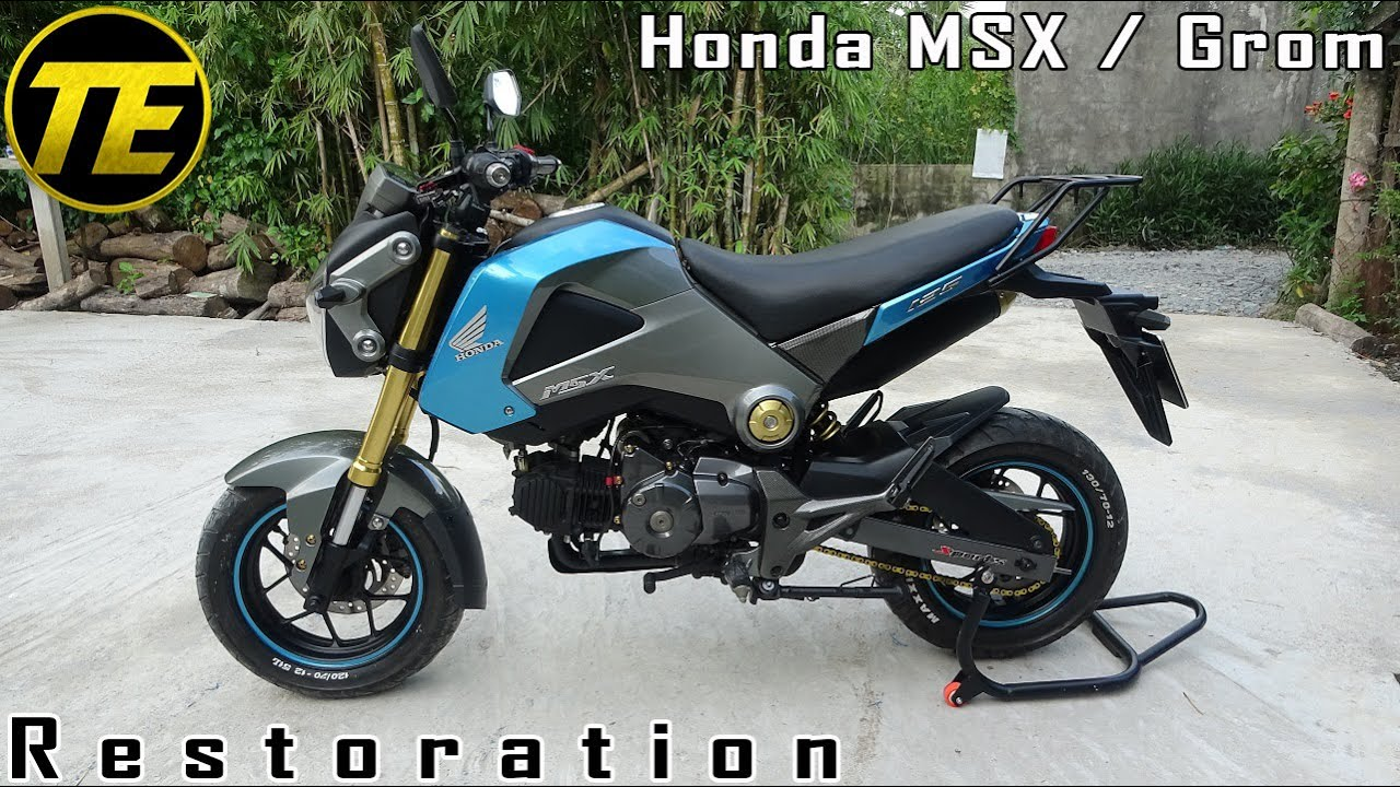Honda MSX | Grom Restoration