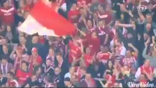 Gambar cover Der Weg unserer Kickers im DFB-Pokal 14/15