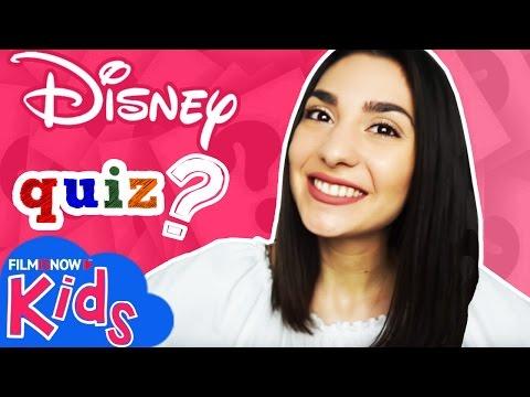 Le citazioni Disney - FAI IL QUIZ!