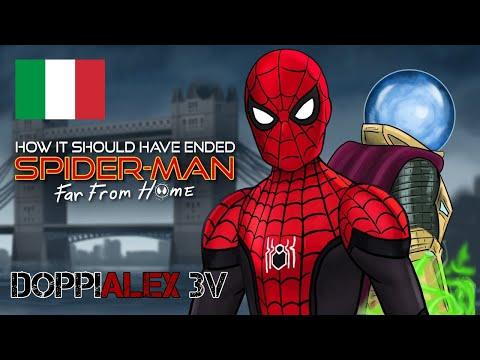 Come Spider-man: Far From Home Sarebbe Dovuto Finire