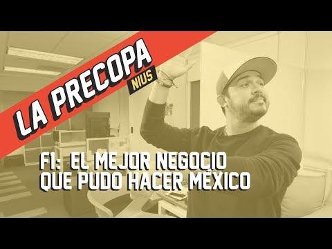 F1 en el GP de México, ¡un negociazo! | La Precopa Nius Ep. 9