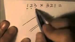 چيني هاي چگونه عمل ضرب در رياضي را انجام ميدهند؟   ويديو