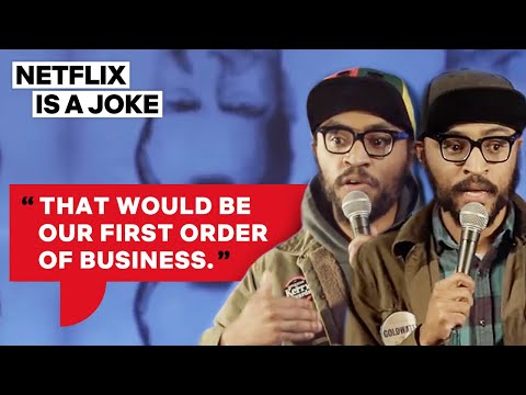 Lucas Brothers: On Drugs  Pay Inequality in America  Netflix Is A Joke  Netflix
