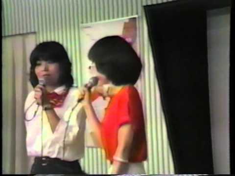 超秘蔵映像!1981年懐かしの戸田恵子&麻上洋子 inアニメフェスティバル