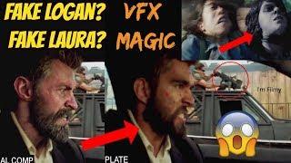 Logan Movie VFX and Behind the Scenes Ft. Hugh Jackman & Dafne Keen - 2017