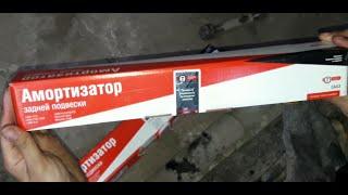 видео Амортизаторы на ВАЗ 2106
