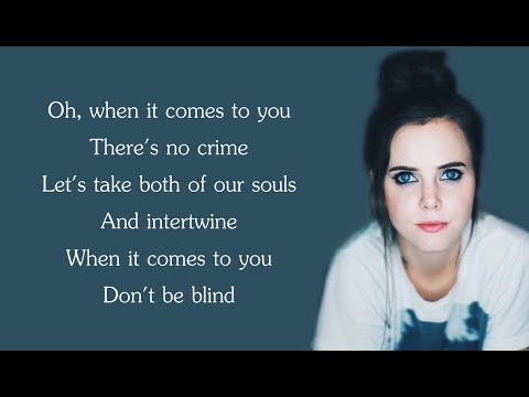 David Guetta ft Justin Bieber - 2U (Tiffany Alvord Cover)(Lyrics)