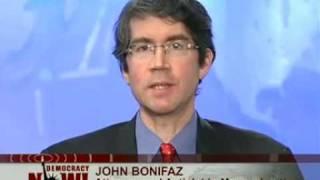 John Bonifaz on the Democrats Stunning Loss in Massachusetts 2 of 2