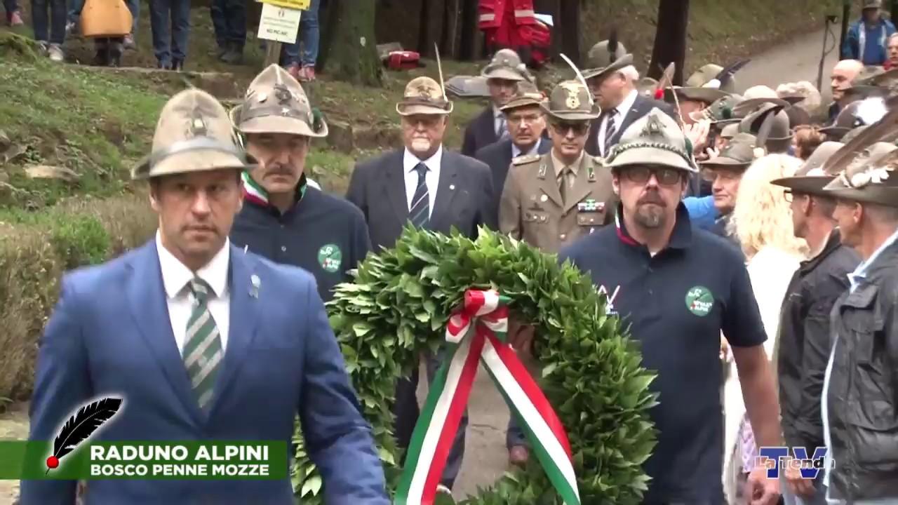 Raduno Alpini al Bosco delle Penne Mozze 2018