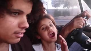 ام شعفه تغني ف الجمس حمده وصلت الشالية ، حصلنا ممنوعات مع عبدالجليل |الجزء 4 😂😱
