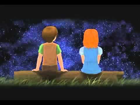 To The Moon - Johnny and River's first childhood encounter