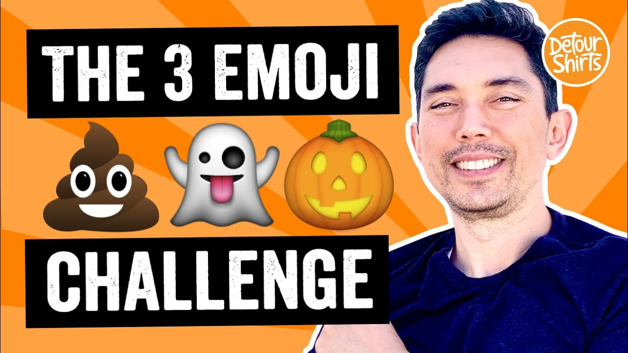 The 3 Emoji Challenge! Combine 3 Emojis to make a unique design. You got to see what I come up with.