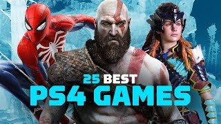 25 Best Playstation 4 Games   Fall 2018 Update