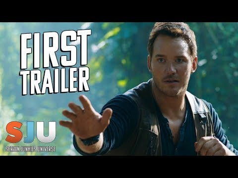 Let's Talk About That Jurassic World: Fallen Kingdom Trailer