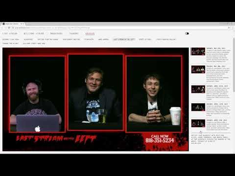 Last Stream On The Left: Susan Calls In (Clip)