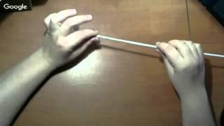 Плетение сундучка из газетных трубочек. Вводный урок курса. Подготовка трубочек из газет, материалы.