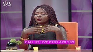 Nyota Ndogo Opens Up About Her Family Drama